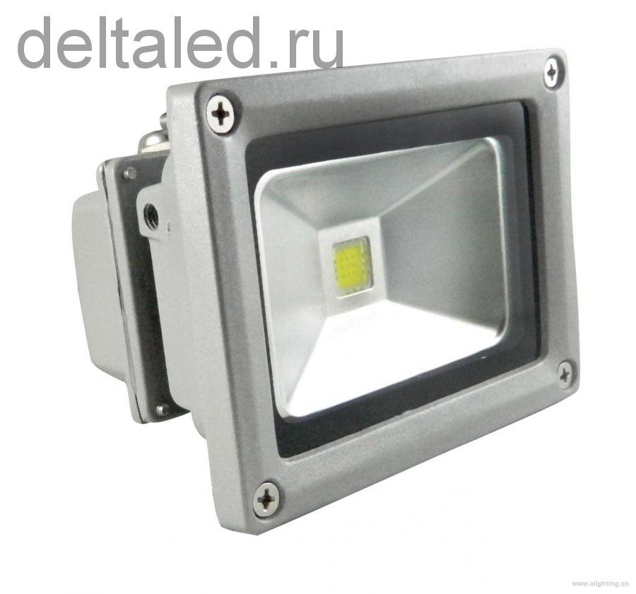 Сверхяркий светодиодный прожектор VIP-light 20 Вт