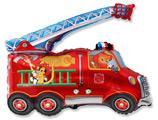 """Пожарная машина, 32""""/ 81 см"""