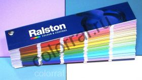 Карта цветов Ralston 1000