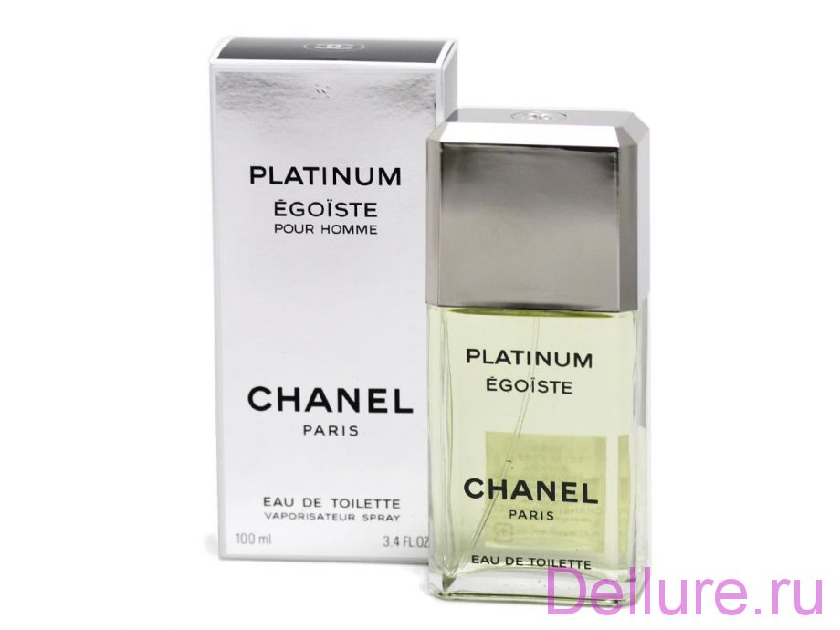 Версия Egoist Platinum (Chanel)