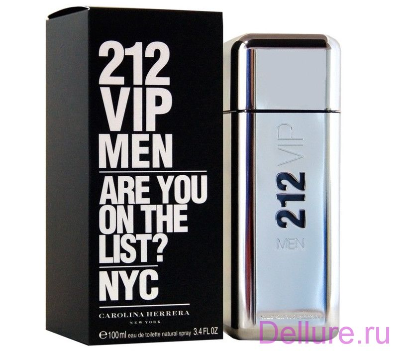 Версия 212 Vip Men (Carolina Herrera)