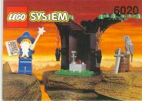 6020 Лего Магазин чародея