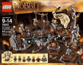 79010 Лего Битва короля гоблинов