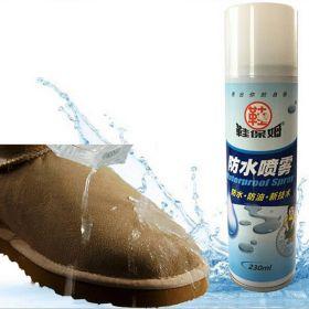 Водоотталкивающий спрей для одежды и обуви