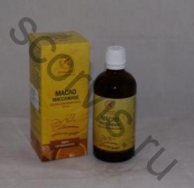 Массажное масло от растяжек кожи