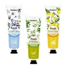 Deoproce Perfumed Hand Cream 30g - парфюмированный крем для рук