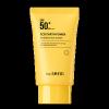 The Saem Eco Earth Power No Sebum Sun Cream SPF50+ PA+++ 50g - солнцезащитный крем для жирной кожи лица SPF50+ PA+++