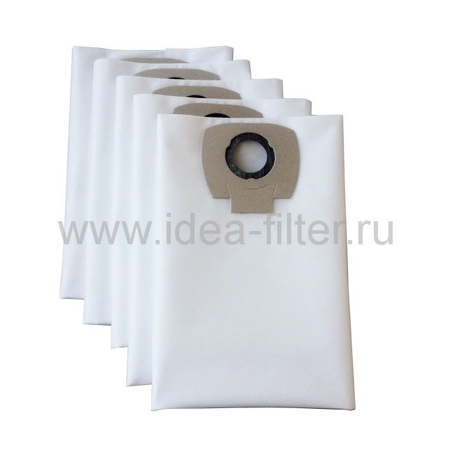 IDEA K-11 мешок для пылесоса KARCHER NT35, NT361 - 5 штук (36 L)
