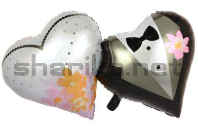 Фигура, Сердце невеста и жених
