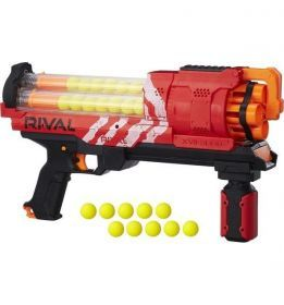 Бластер Nerf Rival Artemis XVII-3000 красный