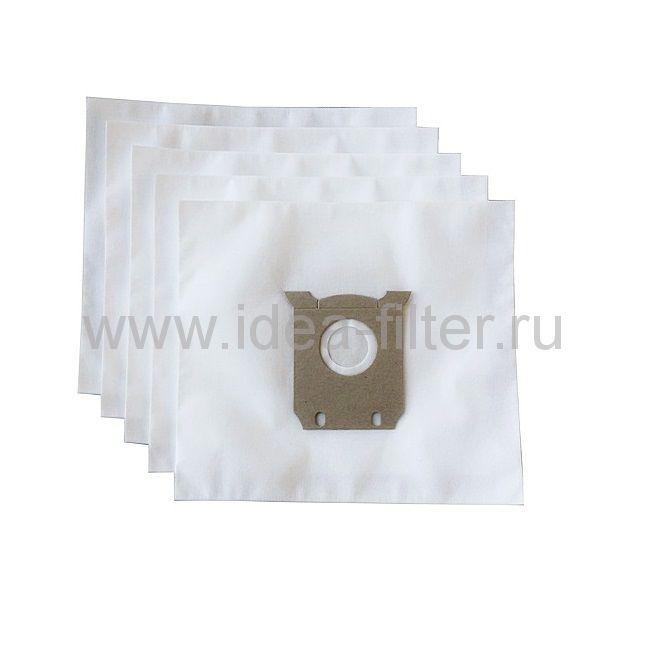 IDEA EL-02 мешки для пылесоса Electolux - 5 шт синтетические одноразовые