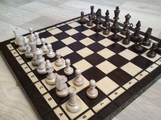 Шахматы Олимпийские