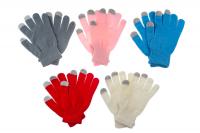 Перчатки Touch Gloves (цветные) для сенсорных экранов