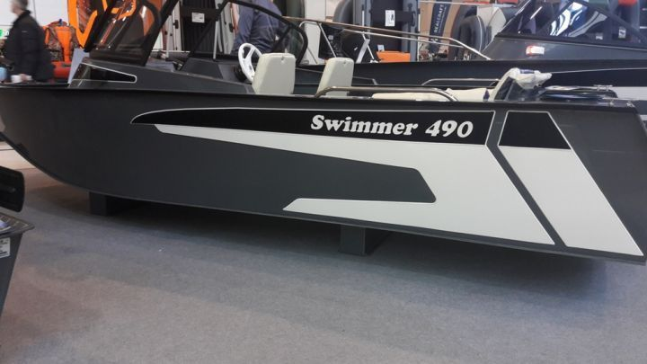 Swimmer 490.01
