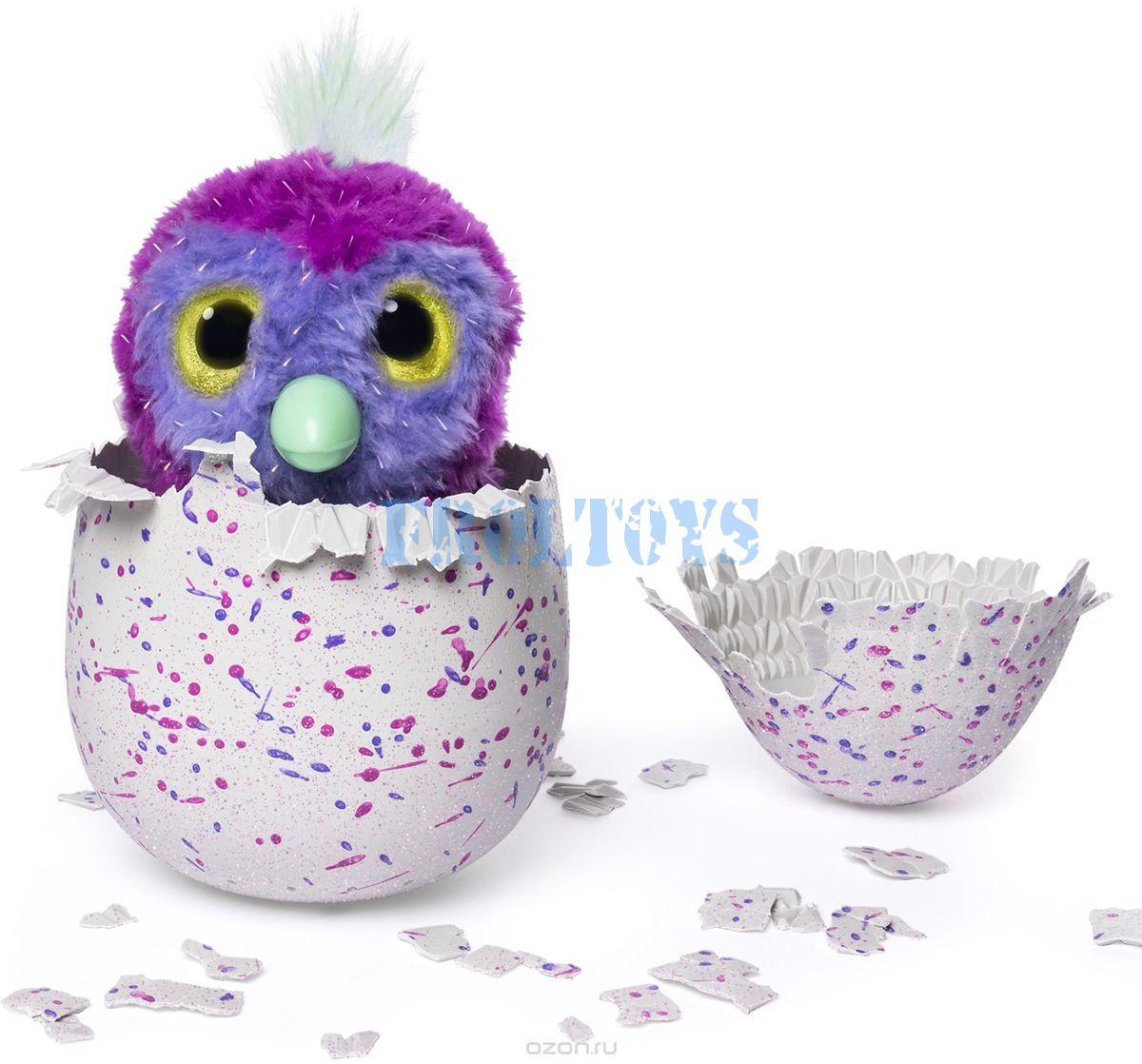 Hatchimals (Хэтчималс) интерактивная игрушка в яйце