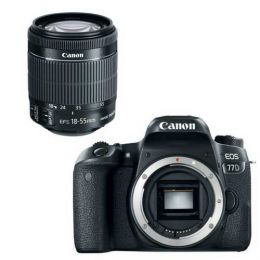 Canon EOS 77D Kit 18-55MM  DC III
