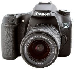Canon EOS 70D Kit 18-55mm III
