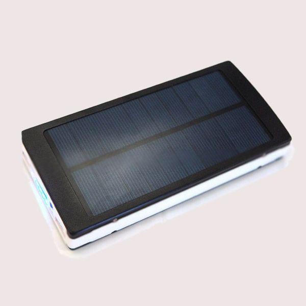 Power Bank с солнечной батареей 35 000 mAh