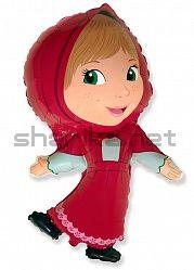 Шар (40''/102 см) Фигура, Красная шапочка