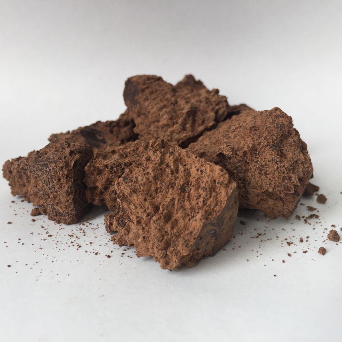 Урбеч из какао крупки - 200 гр