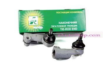 Наконечник рулевой ВАЗ-1118 Kalina комплект (Кедр) а-140