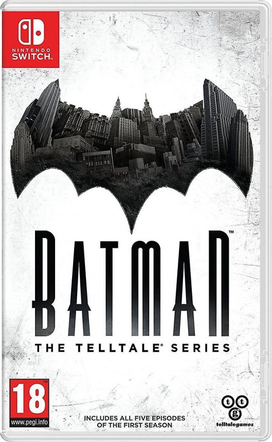 Игра Batman : The Telltale Series (Nintendo Switch)