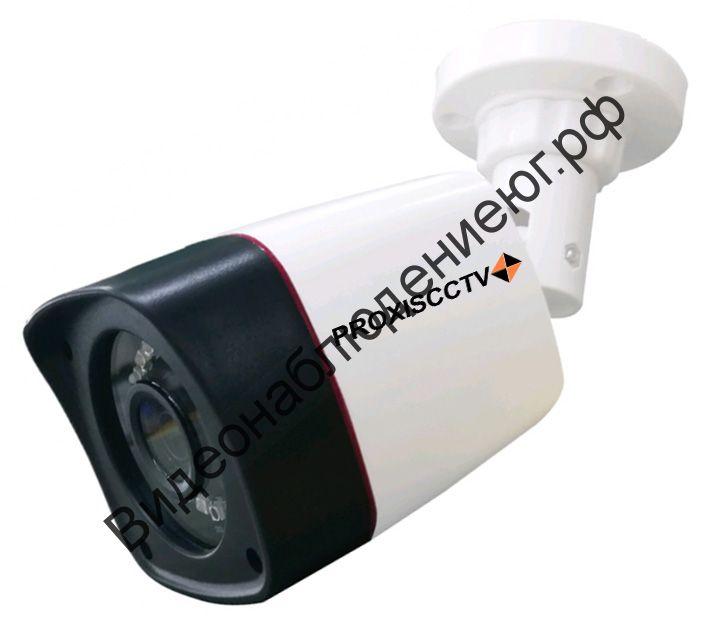 Уличная видеокамера PX-AHD-BM24-H20FS