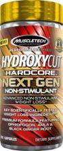 Hydroxycut Hardcore Next Gen Non Stimulant