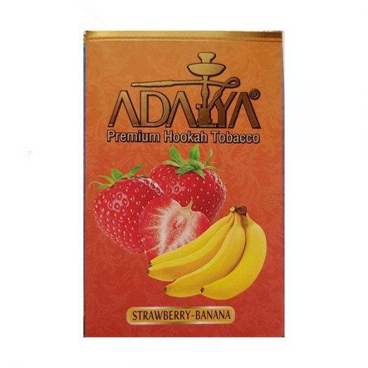Табак для кальяна Adalya Strawberry - Banana (Клубника - Банан)