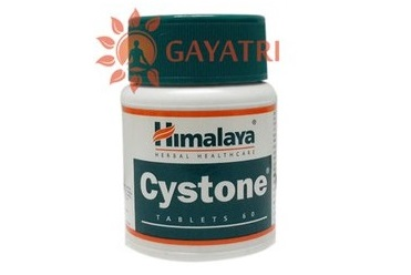 Цистон для лечения мочеполовой системы, 60 таб, производитель Хималая; Cystone, 60 tabs, Himalaya