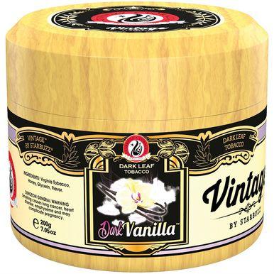 Табак для кальяна Starbuzz Vintage - Dark Vanilla (Темная Ваниль)