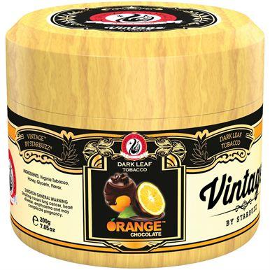 Табак для кальяна Starbuzz Vintage - Orange Chocolate (Апельсин с шоколадом)