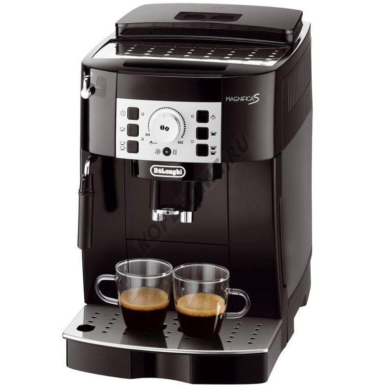 Кофемашина DeLonghi ECAM 22.110 B