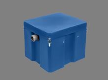 Пескоуловитель ТЕРМИТ 0.5-40(производительность 500 л/час)
