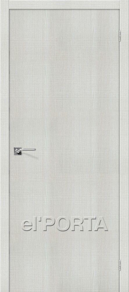 Межкомнатная дверь ПОРТА Z-50 BIANCO CROSSCUT