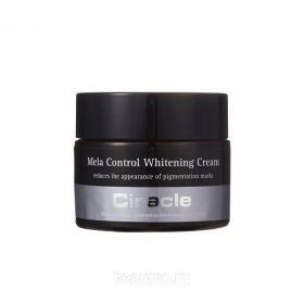 Ciracle Mela Control Whitening Cream 50ml - ночной осветляющий крем для лица с арбутином