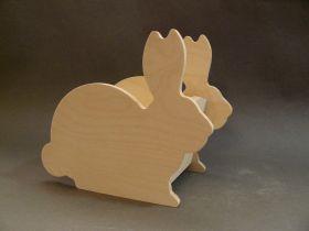 Конфетница Кролик
