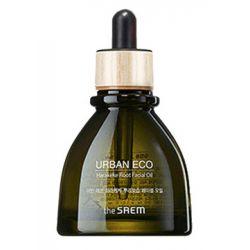 The Saem Urban Eco Harakeke Root Facial Oil 30ml - масло для лица с экстрактом корня новозеландского льна