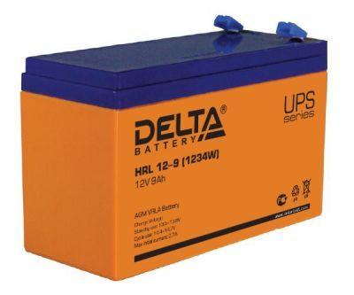 Delta HRL 12-9 (1234W)