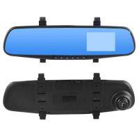 Зеркало заднего вида с встроенным видеорегистратором.