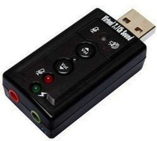 Звуковая карта USB TRUA71