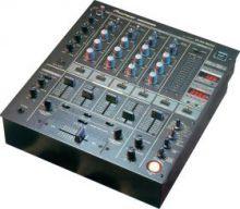 Аренда ди-джейского микшера PIONEER DJM-600