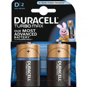 Батарейка Duracell D LR20 TURBO MAX