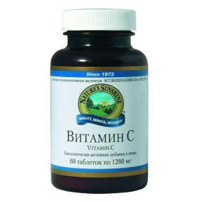 Витамин С (Vitamin C NSP) 60 табл