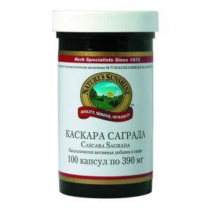 Каскара Саграда (Cascara Sagrada NSP) 100 капс
