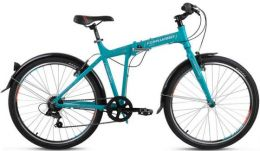 Мужской складной велосипед Forward Tracer 1.0 (2018)