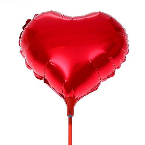 Шар Сердце фольгированный