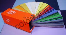 Каталог цветов RAL K5 CLASSIC полуматовый