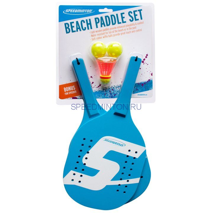 Speedminton® Beach Paddle Set
