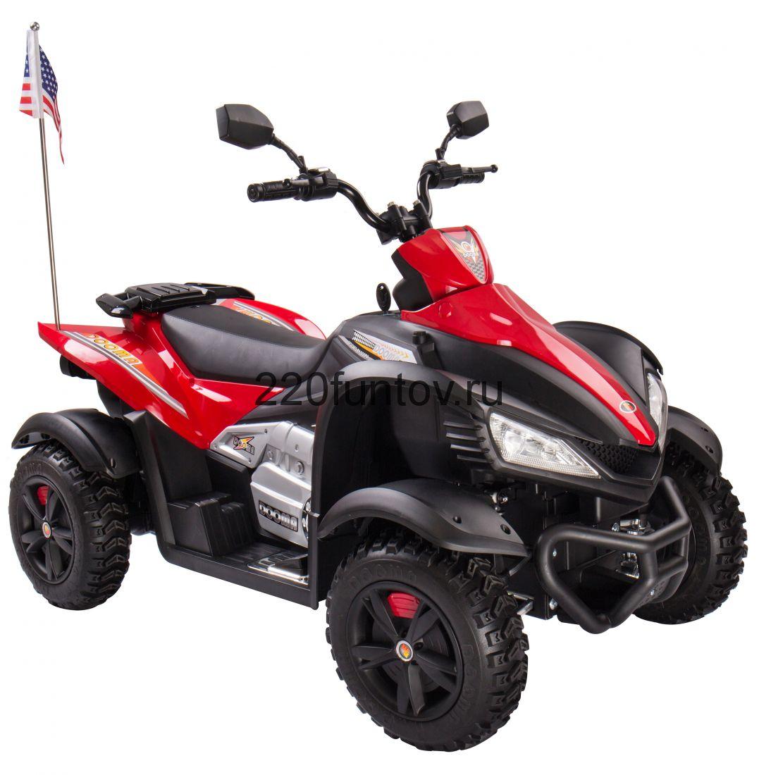 Joy Automatic Yamaha Raptor 90W Электроквадроцикл